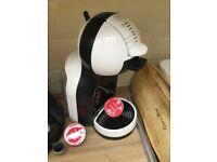 Original Delonghi limited Capsules coffee maker nescafe dolce gusto