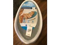 Angel care bath seat