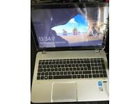 "HP Envy touchsmart 15"" laptop"