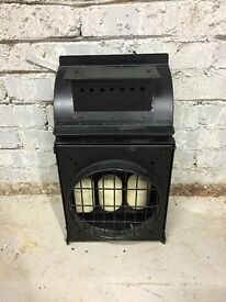 Large Black Metal Wall Candle Holder, Cage With Candles !! Unique Item!!