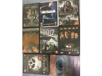 8 great DVDs video Oscar films with a free DVD player ideal for lockdown