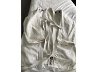 Karate top and trousers
