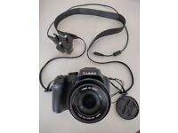 Panasonic Lumix DC VARIO 60X optical zoom camera