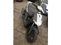 Kymco agility city 125 2014 64 Reg Rev and go motorbike off-road City wider wheels offers welcome px