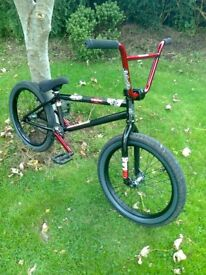A PRO LEVEL BMX FOR SALE -- WE THE PEOPLE TRUST - AS NEW -