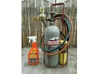 Gas Brazing / Welding Set