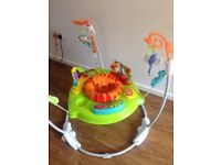 Fisher price jumperoo new version