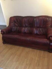 Sofa+ 2 armchair+2 chair+ table