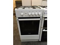 GORENJE free standing full gas cooker 50 cm width in good condition & perfect working order