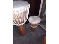 Djembe African - Hand Crafted - small size