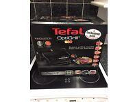 Tefal GC701840 Optigrill Grill Black