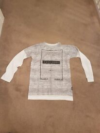Boys long sleeve t- shirt