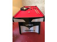 hy - pro 5ft pool table