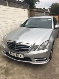 Mercedes E220 CCDI SPORT AMG PCO UBER READY 7SPEED diesel