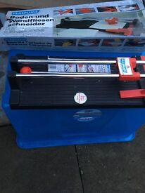 Floor and wall tile cutter