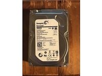 "Seagate Barracuda 2TB, Internal, 7200 RPM, 8.89 cm (3.5"") Hard Disk Drive (HDD) £50"