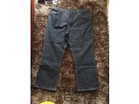 Ladies size 18 short jeans good condition