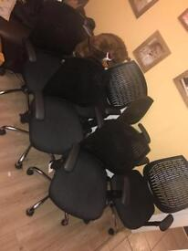 New Herman Miller style chair