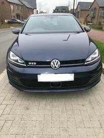 VW Golf 2.0 GTD 5 Door
