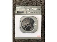 Casdon kids battery powered washing machine