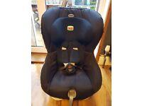 Britax Romer King II group 1 car seat