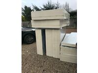 100mm insulation boards - new