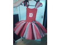 1-Direction Tutu Dress