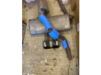 Ford Focus ST exhaust For sale