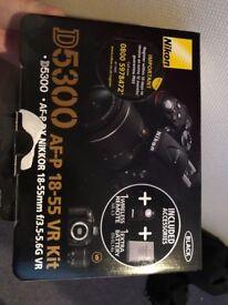 Nikon D5300 - Digital SLR Camera