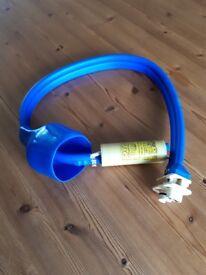 Water Pump Assembly - Carver/Truma Crystal 2