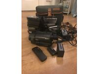 Sony handycam camcorder. Model CCD TRV15E