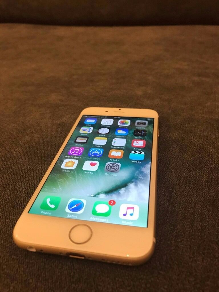 iphone 6, 128gb Unlocked mint condition iphone phonein Swindon, WiltshireGumtree - iphone 6, 128gb Unlocked mint condition iphone phone the phone is in perfect condition, no marks, no scratches just like brand new 07565482256 cash on collection no silly offers please!