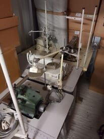 5 industrial machines for sale . All in great working condition.