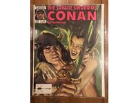 Savage Sword of Conan Issue 141