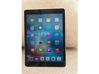 iPad Air 2 64GB WiFi Space Grey. Immaculate and as new