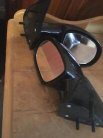 Replica M3 Mirrors