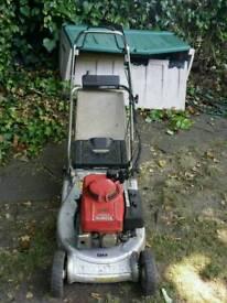 Honda hr194 roller mower