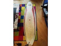 "Bic Surfboard 6'7"" Surfboard - Shape by Gerard Dabbadie"