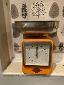Retro Wesco Kitchen Scales