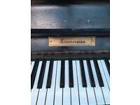 Piano Zimmermann-Zimmerman-! Klavier