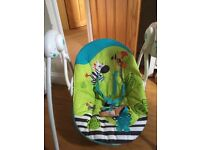 Baby swing-good condition.