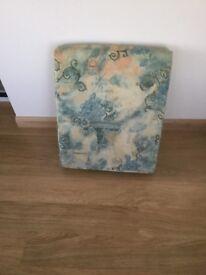 Conservatory cushion set