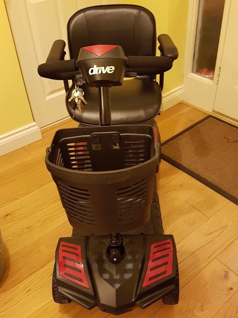 Drive Style 12A Mobility Scooter - hardly ever used