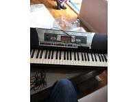 Yamaha psr 350 used for short time full working urgent sale ono