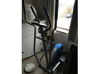 Kirsty cross trainer / elliptical