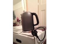 Nearly new kettle