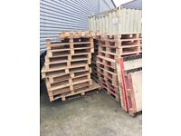 Wood pallets / Fire wood - Free - Collection Only - West London - TW7