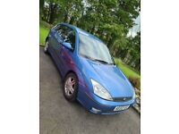 Ford, FOCUS, Hatchback, 2002, Manual, 1753 (cc), 3 doors