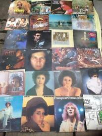 1970s vinyl *10 for £10*** LP records