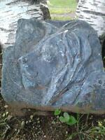 hand crafted stone carvings